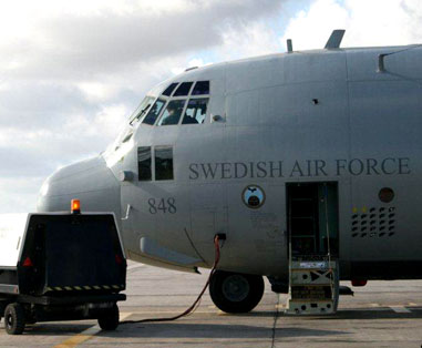 Military Flight Handling